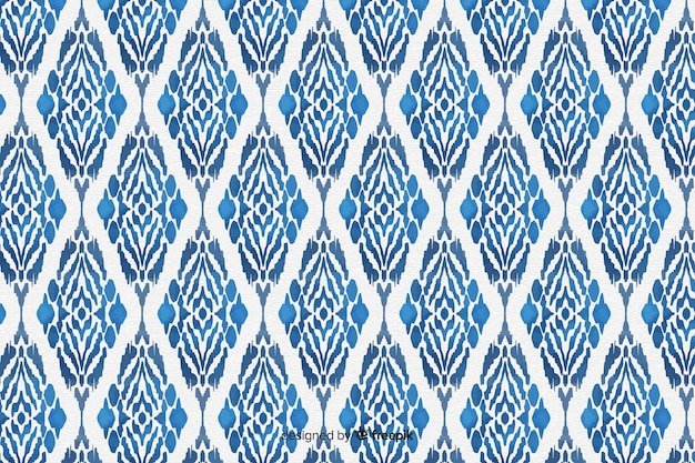 Ikat background