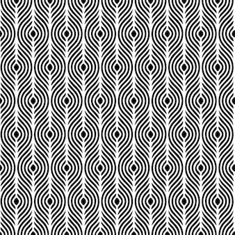 환상 원활한 패턴