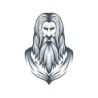 Illustrated wizard