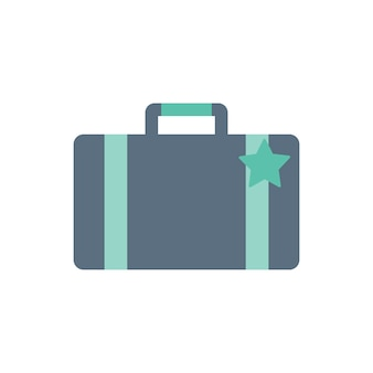 Illustration of briefcase
