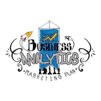 Illustration of business analysis