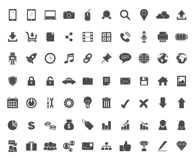 Icons vectors, +327,000 free files in  AI,  EPS format