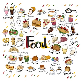 Cuisine Illustration food illustration vectors, photos and psd files | free download
