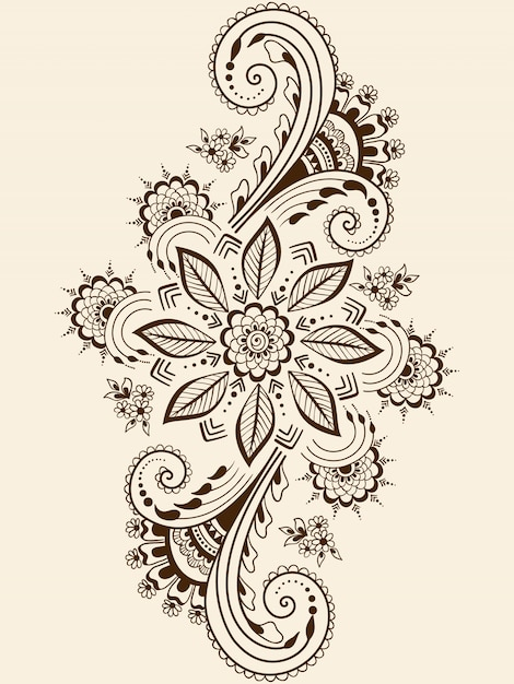 Henna Vectors, Photos and PSD files