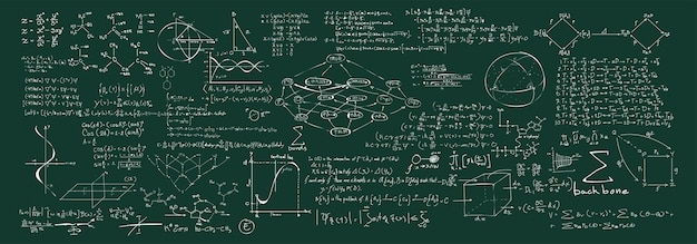 Иллюстрация химических формул