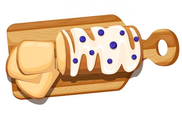 크림 거품, 주류와 계층화 된 카푸치노 커피의 칵테일, 갈색 제목 아일랜드어 커피 로고, 에스프레소 유리 컵과 뜨거운 라떼 음료의 칵테일 아일랜드어 커피 잔의 그림