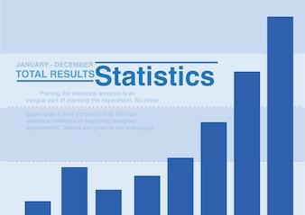 Illustration of data analysis graph