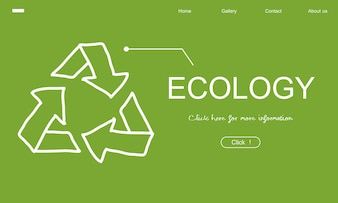 Иллюстрация концепции окружающей среды