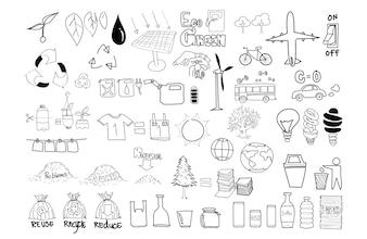 Illustration of environment