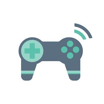Illustration of gaming consoles