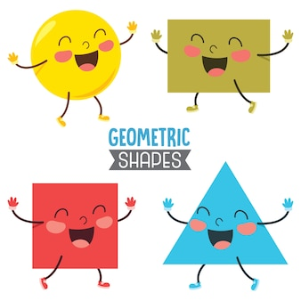 Illustration Of Geometric Shapes