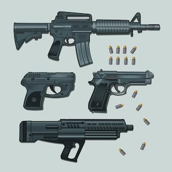 총의 그림