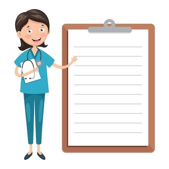 ヘルスケア、医療のイラスト