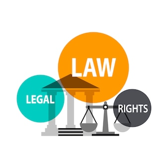 법 개념의 삽화
