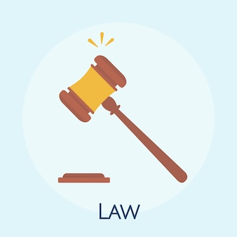 Иллюстрация концепции права