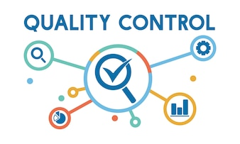 Illustration of quality control