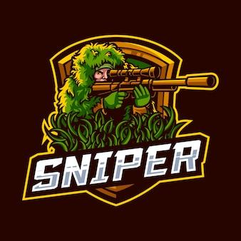 Иллюстрация снайпера