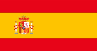 Illustration of Spain flag