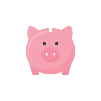 Illustration of a piggybank