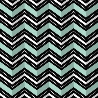 Illustration of seamless geometric pattern