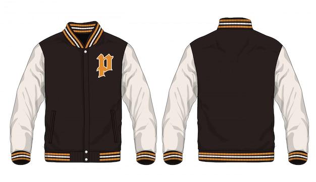 Illustration of sport jacket.