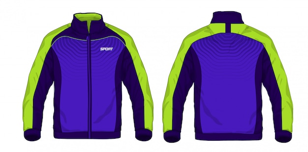 Illustration of sport jacket.
