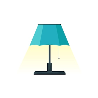 Illustration vector graphic of lamp design, home object light and electric theme good for icon