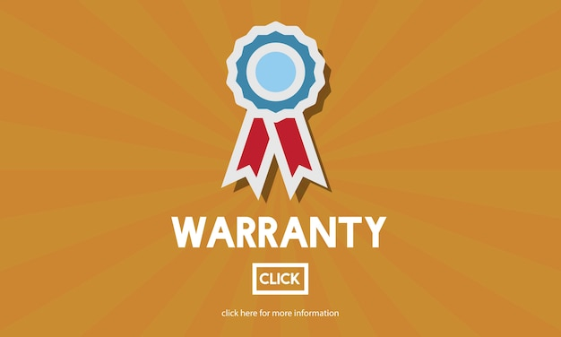 Illustration of warranty