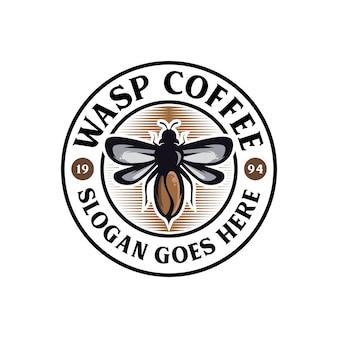 Illustration of wasps