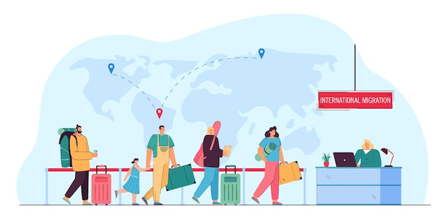 Immigration Images | Free Vectors, Stock Photos & PSD