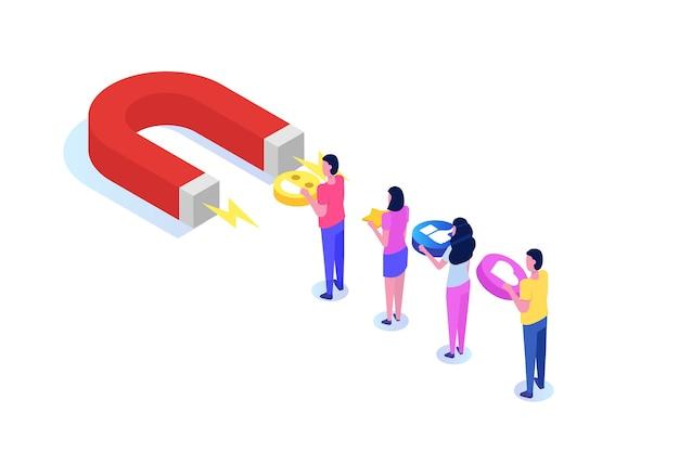 Inbound, online or permission marketing, sales generation.