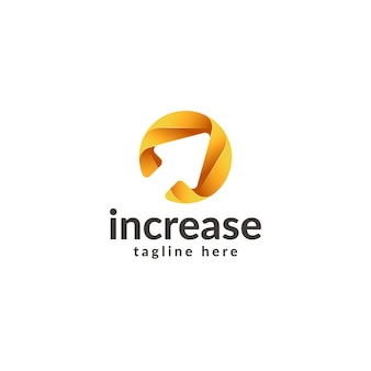 Increase logo