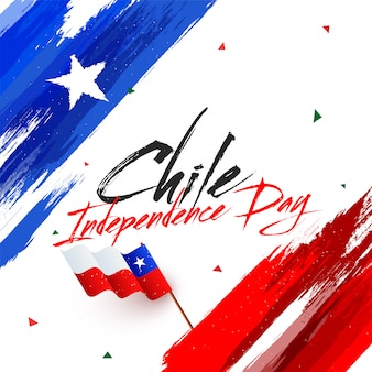 Independence day of chile
