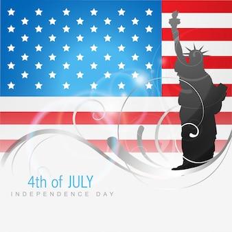 4 luglio luglio indipendenza americana indipendenza vettoriale
