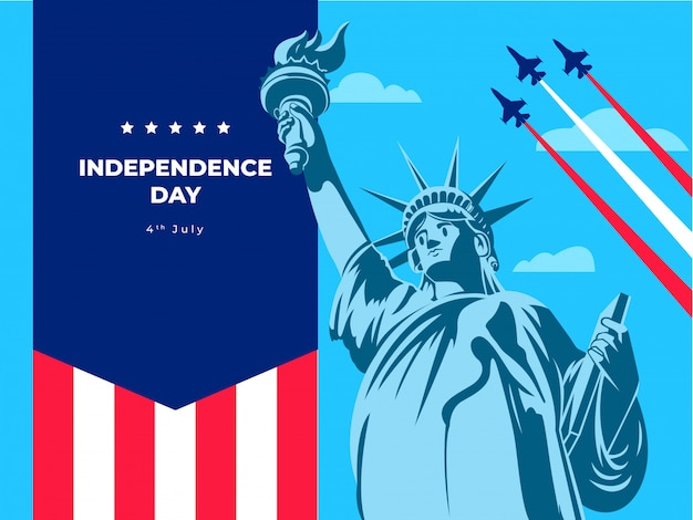 Independence day liberty
