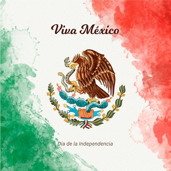 Independence day of mexico