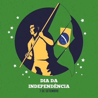 День независимости бразилии
