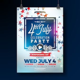Independence Day Flyer Vectors, Photos and PSD files | Free Download