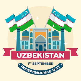 우즈베키스탄의 독립 기념일