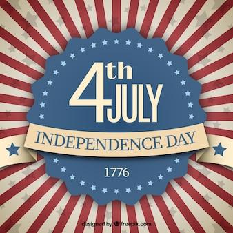 독립 기념일 포스터