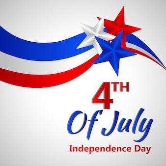 Independence day in the united states of america.