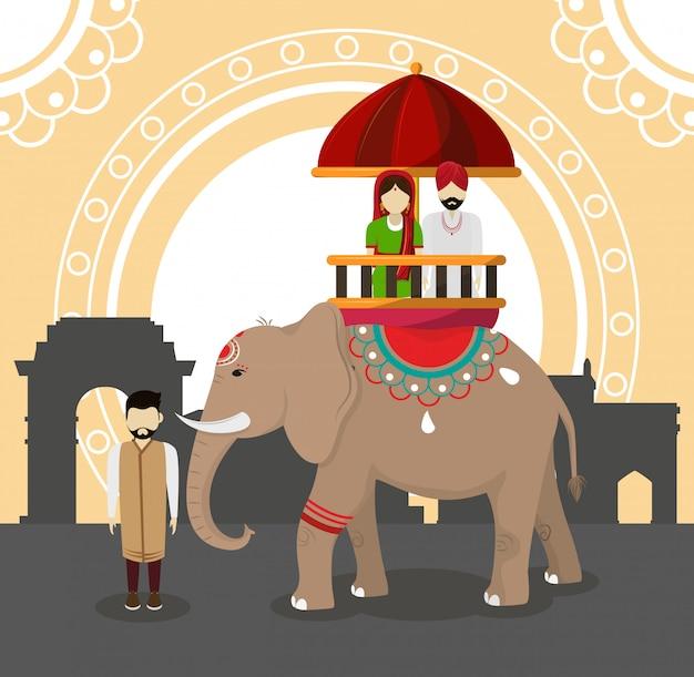 India cultur and travel