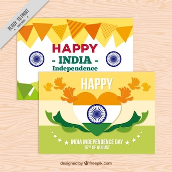 India carte independence day
