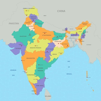 India On Map Of World.India Map Vectors Photos And Psd Files Free Download