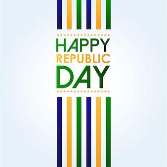 India republic day. 26 january indian background