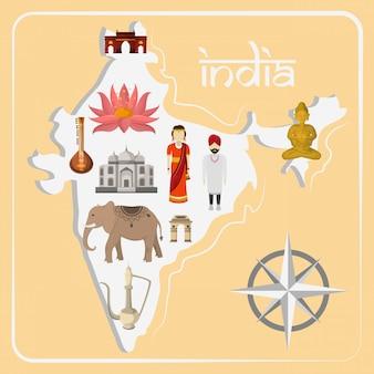 インド旅行と文化