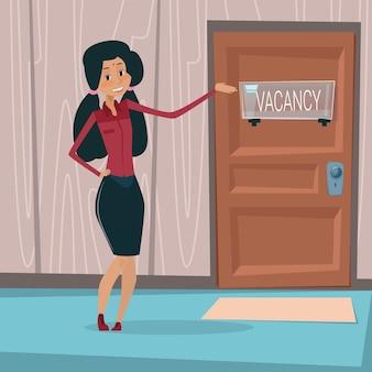 Indian business woman recruitment