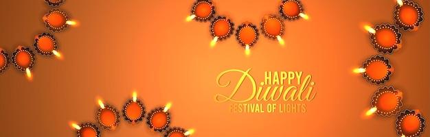 Indian festival of light happy diwali
