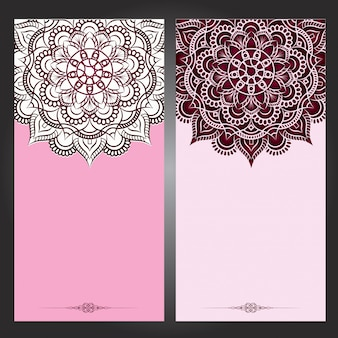 Indian floral paisley medallion pattern