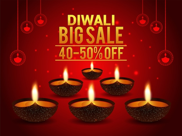 Indian holiday sale banner